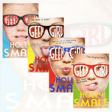 Geek Girl 4 Books Collection Set By Holly Smale(Model Misfit,Geek Girl,All That