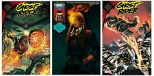 King In Black Ghost Rider #1 A B C Variant Set Options 2021
