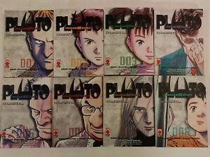 PLUTO Serie completa1/8 ed. Planet Manga