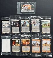 Dominion Promo Card Packs from Rio Grande Games NEW UNPLAYED