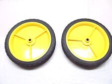 #3 - Weed Eater String Trimmer Model #WT3100 2 Each Wheels/Parts
