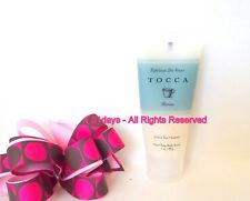 New 2 X Tocca Bianca Green Tea Lemon Nourishing Body Scrub Travel Size 1 oz 30 g