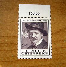 1973 Leo Slezak (1873-1946), Operatic Tenor Austria Stamp MNH