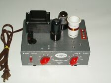 Ameco AC-1T  finished  vintage replica kit 80m 40m 30m 20m RED KNOBS