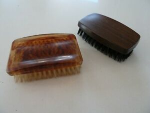 Vintage Clothes Brushes X 2  Embassy Clothes Brush