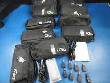 Lot Of 10 IGO 6500 Series With Case 8 Tips PS0087
