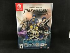 Fire Emblem Warriors Special Edition (Nintendo Switch, 2017) BRAND NEW