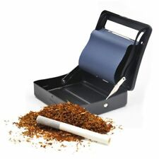 Automatic Cigarette Tobacco Smoking Rolling Box 78mm Machine Roller FREE Papers