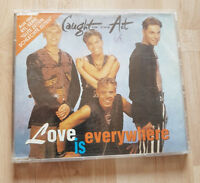 Caught In The Act - Love Is Everywhere, Maxi CD