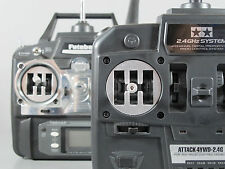 Gear Stick Shift Guard Plate Tamiya 1/14 1/10 Futaba Kyosho Semi Remote Control