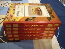 Antiquariato Enciclopedia delle arti decorative 1+2+3+4+5