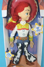 Disney Toy Story Plush Toy Cowgirl Jessie Talking Stuffed Doll Figure 15""