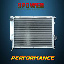 For BMW 3 Series E30 E36 6 CYL PETROL E32 E34 323i 320i Aluminium Radiator 91-03