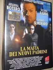 La mafia dei nuovi padrini dvd originale AVO FILM-Giorgio Castellani