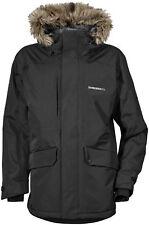 6ce08c12 Didriksons Marc Parka Mens Jacket - Black All Sizes X Large
