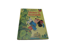 Disney's Wonderful World of Reading: 1973 WALT DISNEY Mickey and the Beanstalk