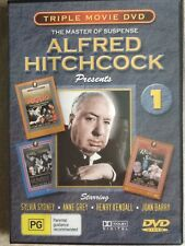 Alfred Hitchcock Triple Movie - Sabotage / Number 17 / Rich And Strange # B50