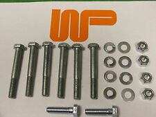 CLASSIC MINI - REAR SUBFRAME NUT & BOLT FITTING KIT 1976 to 2000 - WPK1