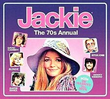 JACKIE 70's ANNUAL ~ NEW 3CD SET GREATEST HITS BY SLADE,T REX ,ABBA,OSMONDS Etc