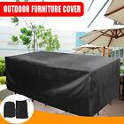 270cm Xxl Outdoor Garden Furniture Cover Extra Large Patio Anti-uv Waterproof Uk