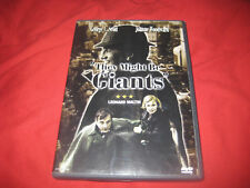 THEY MIGHT BE GIANTS DVD GEORGE C. SCOTT ANCHOR BAY