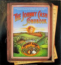 THE JOHNNY CASH SONGBOOK AS SUNG BY JOHNNY CASH LP 1972 HARMONY STEREO NM!!