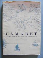 Georges G.-Toudouze Camaret Littoral de l'Armorique Editions Gründ 1954 Bretagne