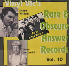 VINYL VIC'S 'Rare & Obscure Answer Records' - Vol# 10 - 31 VA Tracks