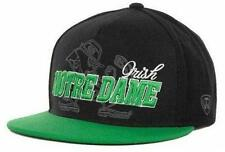 NOTRE DAME FIGHTING IRISH new SUBLIME STRAPBACK ADJUSTABLE FIT HAT CAP OSFA $35