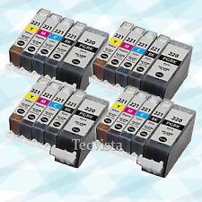 20 Ink for Canon PGI220 CLI221 MP540 MP560 MP620 MP620B
