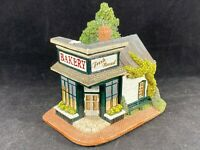 "Lilliput Lane ""Fresh Bread Bakery"" American Landmark Collection Vintage 1994"