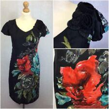 Damenkleider im Abendkleid Pailletten-Stil aus Viskose