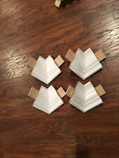 "Crown Moulding inside Corner Transitions For 4 5/8"" Crown (4 pack)"
