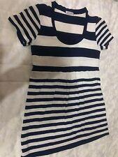 Ladies Striped Tunic /Jumper Top 10