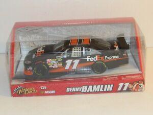 NEW Winners Circle Denny Hamlin #11 Fedex Express 1/24 Nascar Race Car RARE