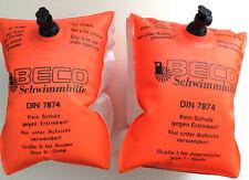 Schwimmhilfe 2-Kammern Schwimmflügel v. BECO, Gr. 0 für Kinder
