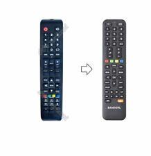 1168* Telecomando di ricambio compatibile con TV GRAETZ GR 40E4200