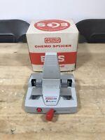 Eumig ECS Chemo Splicer Super 8 Movie Film Splicer