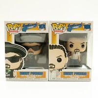 FUNKO POP EASTBOUND & DOWN KENNY POWERS #1079 #1080 ECCC EXCLUSIVE CORNROWS