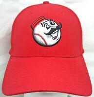 Cincinnati Reds MLB Twins Enterprise Cooperstown Collection OSFA flex cap/hat