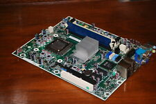 HP 8000 Elite socket 775 SFF motherboard with cpu and ram 536884-001