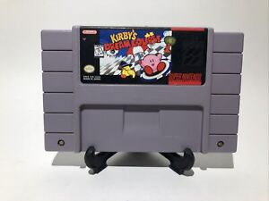 Kirby's Dream Course (Super Nintendo Entertainment System, 1995)