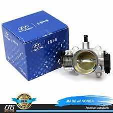 GENUINE Throttle Body Fits 2002-2003 Hyundai Elantra 2.0L OEM 35100-23500