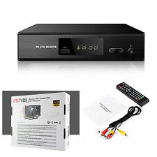 USA 1080P HDMI ATSC TV BOX DIGITAL TERRESTRIAL CONVERTOR HDTV ANTENNA RECEIVER