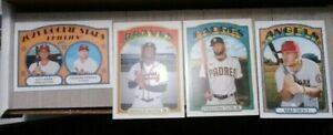 2021 Topps Heritage Complete Set Including High Numbers 1-500