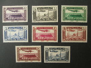 SYRIA stamps MH