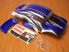 Redcat Racing 1/10 Volcano EPX, EPX Pro, Nitro S30 Blue Black RC Baja VW Body