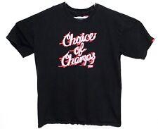 Vans Mens Black Choice of Champs Graphic Short Sleeve Large T-Shirt EUC