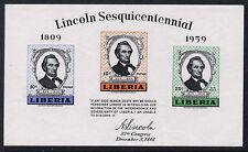 Liberia 386a MNH Abraham Lincoln
