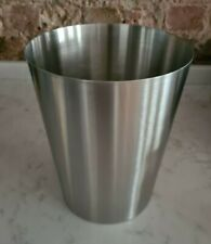 Brushed Stainless Steel Ice Bucket Wine Cooler